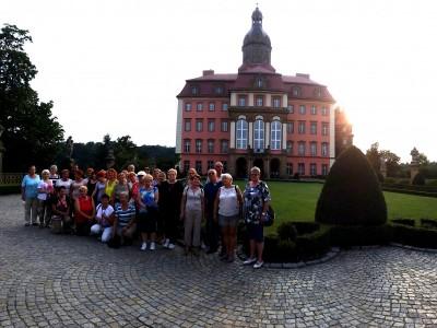 2016-09-09 - Dolny Śląsk - Zamek Książ